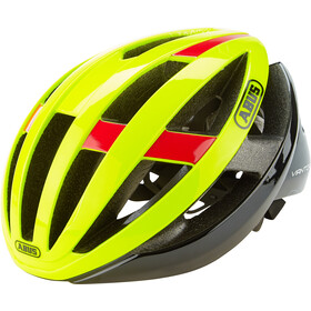 ABUS Viantor Road Helm neon yellow